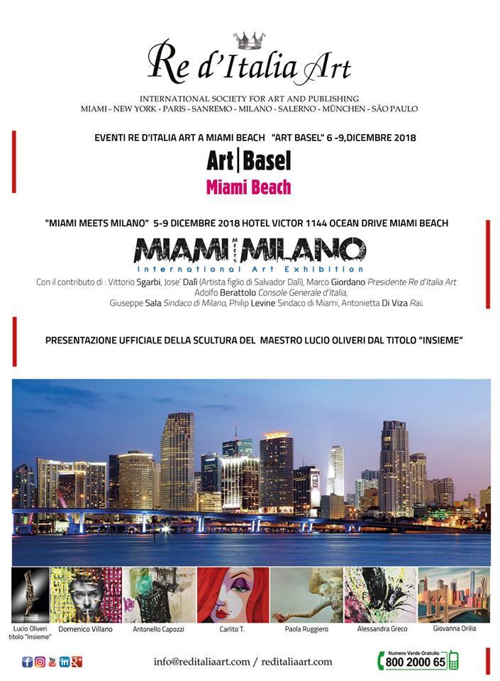 Mostra Miami Art Basel 2018