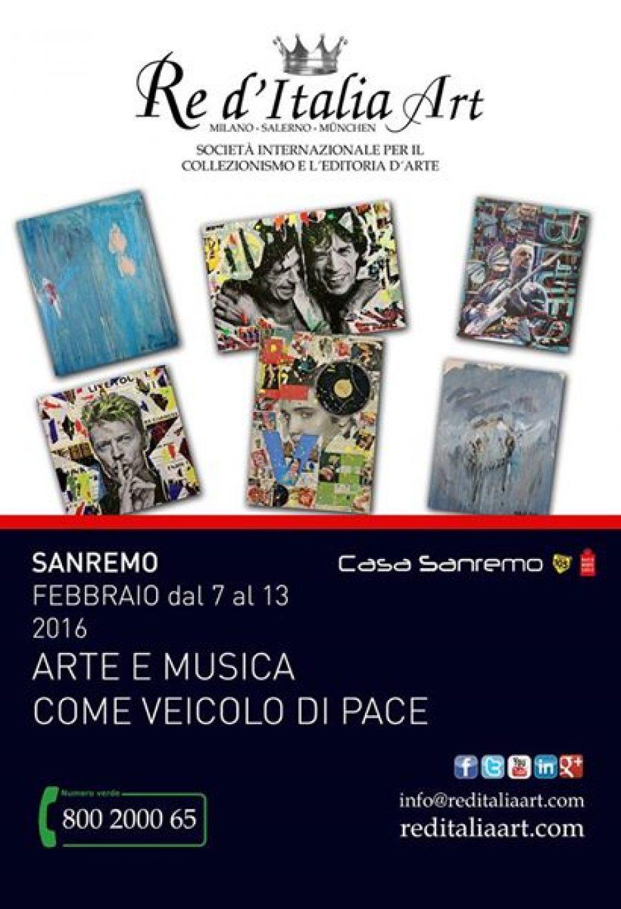 Mostra Casa Sanremo 2016