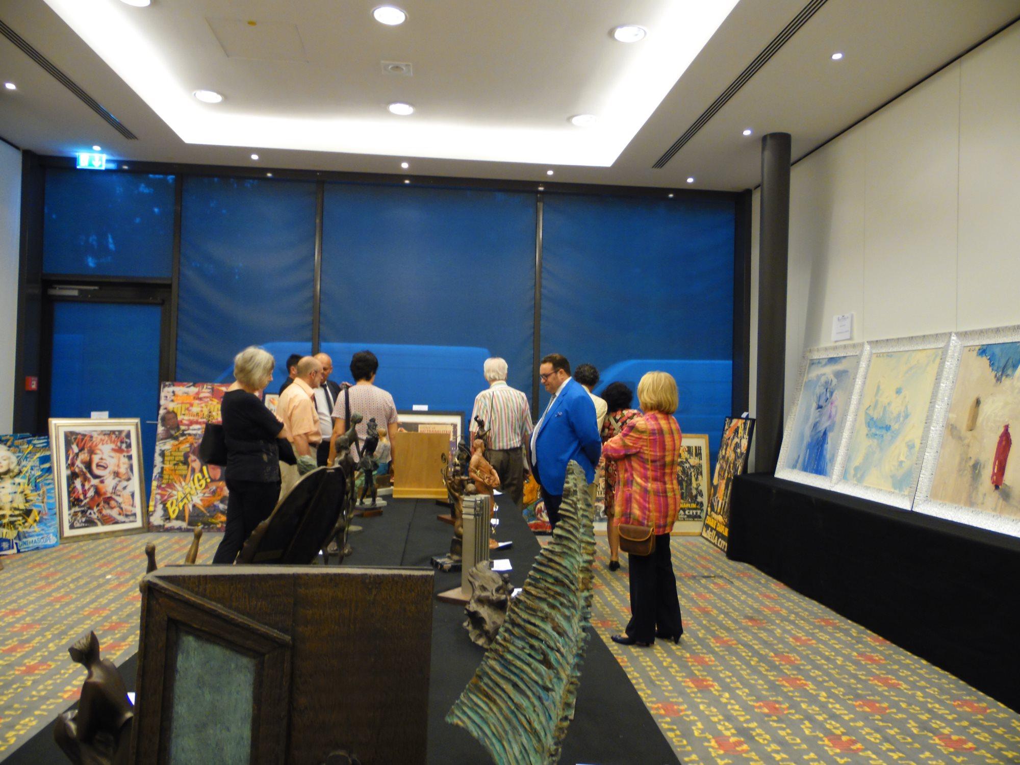 Galleria foto – Mostra Monaco di Baviera – luglio 2016