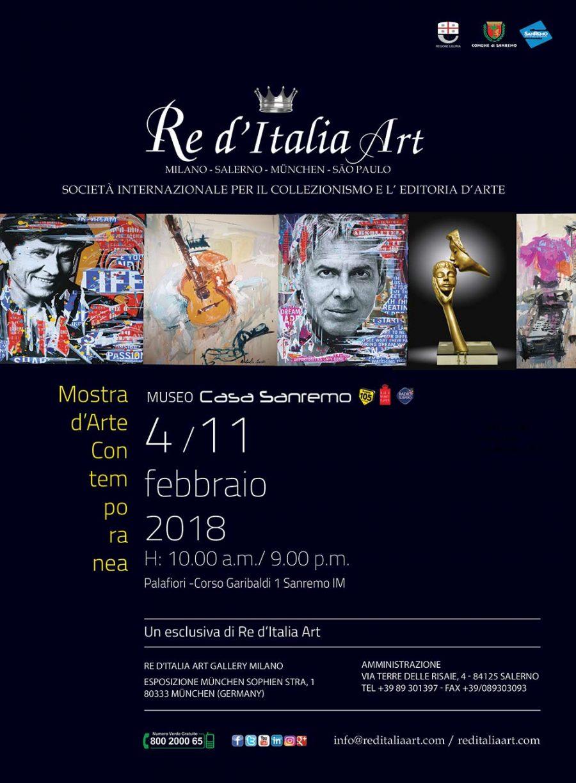 Mostra Casa Sanremo 2018