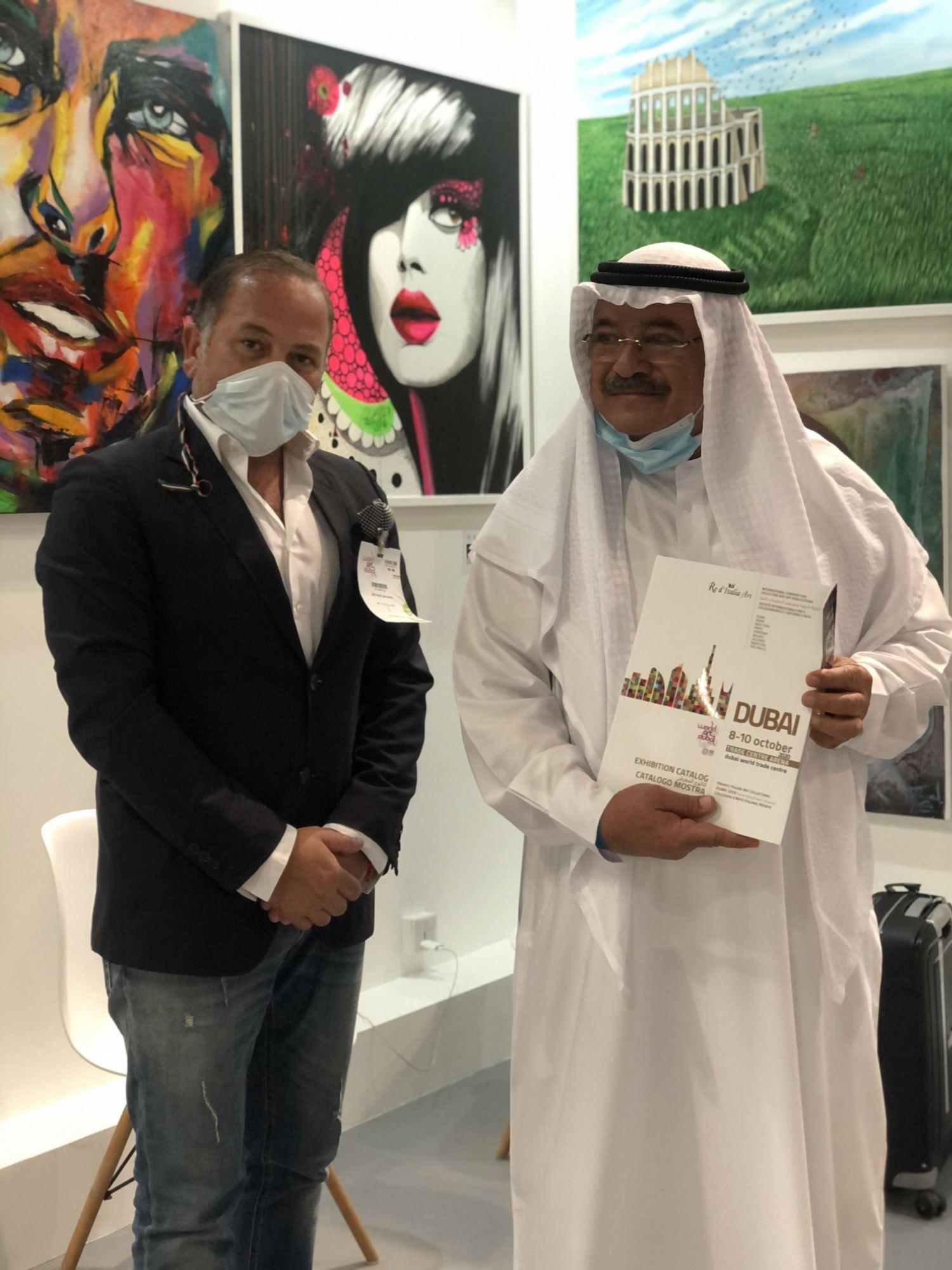 Dubai World Art Dubai  2020